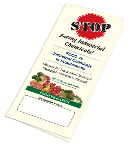 STOP Chemicals Brochure